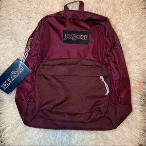 NWT Jansport bookbag backpack
